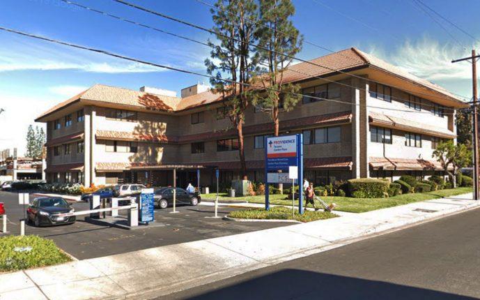 Providence Tarzana Building