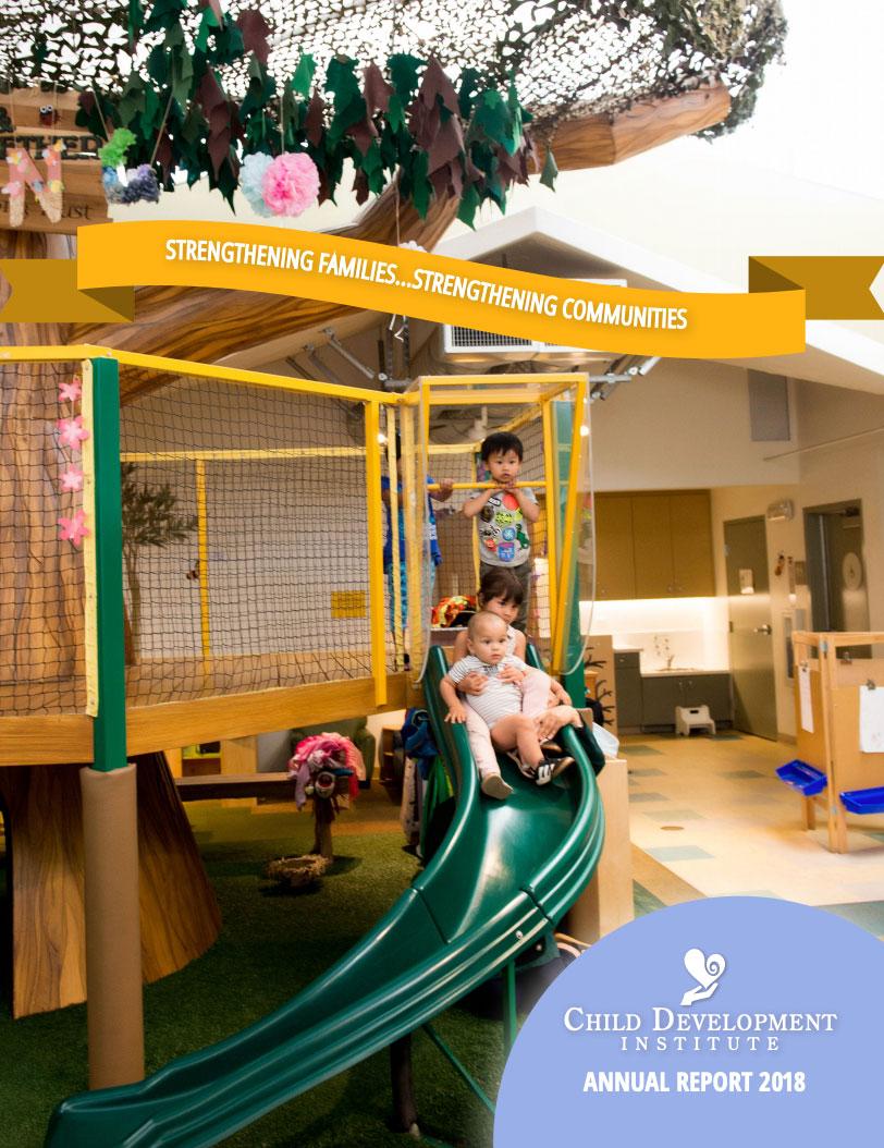 CDI Kids on playground